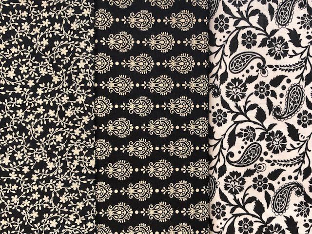 Kit Amarradinho 30x150cm - 135  - Tecidos Digitais