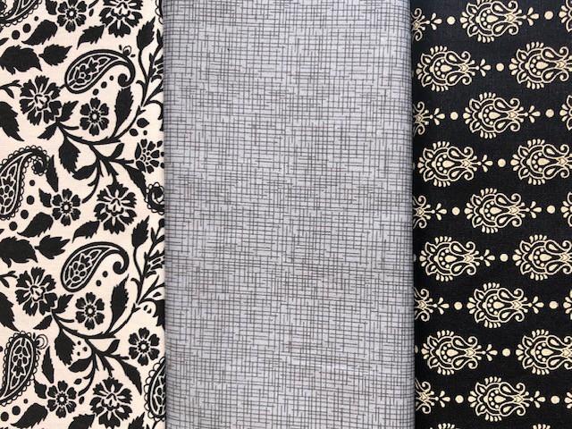 Kit Amarradinho 30x150cm - 176  - Tecidos Digitais