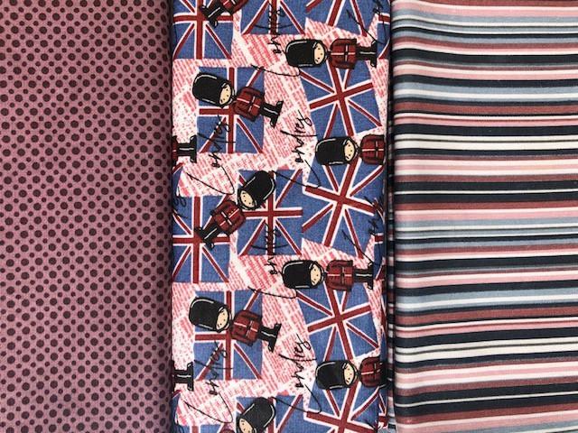 Kit Amarradinho 30x150cm - 187  - Tecidos Digitais