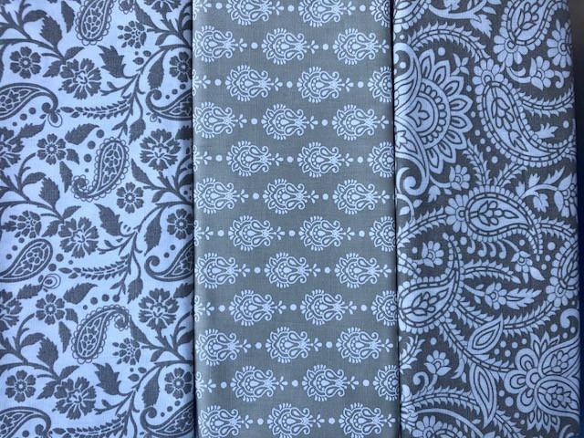 Kit Amarradinho 30x150cm - 334  - Tecidos Digitais