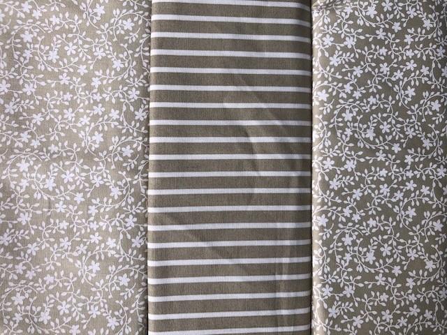 Kit Amarradinho 30x150cm - 438  - Tecidos Digitais