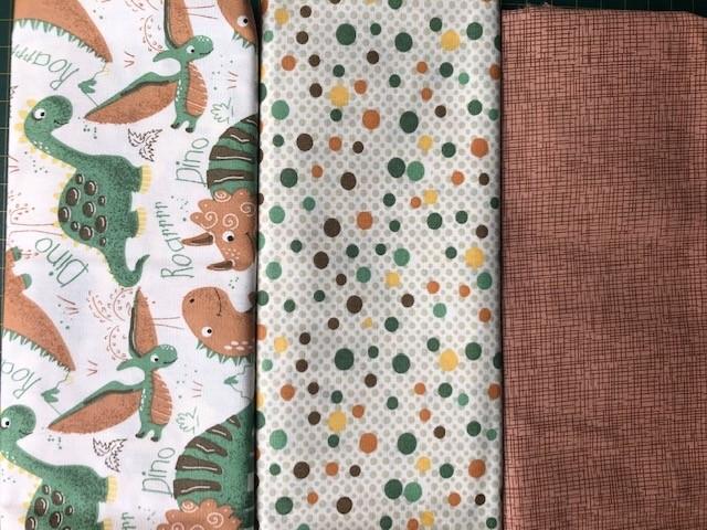 Kit Amarradinho 30x150cm - 442  - Tecidos Digitais