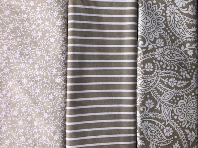 Kit Amarradinho 30x150cm - 466  - Tecidos Digitais