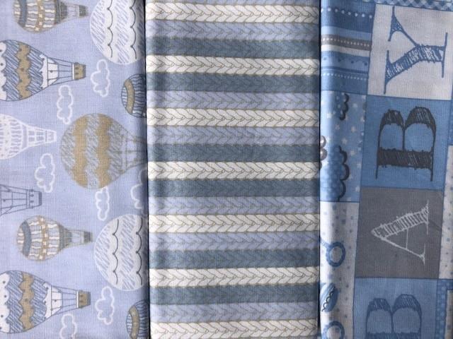 Kit Amarradinho 30x150cm - 475  - Tecidos Digitais