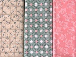 Kit Amarradinho 30x150cm - 543  - Tecidos Digitais