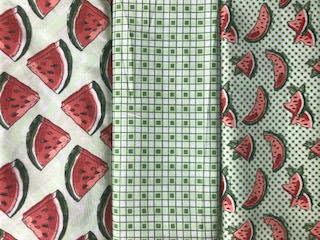 Kit Amarradinho 30x150cm - 564  - Tecidos Digitais