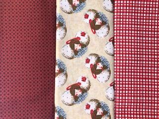 Kit Amarradinho 30x150cm - 619  - Tecidos Digitais