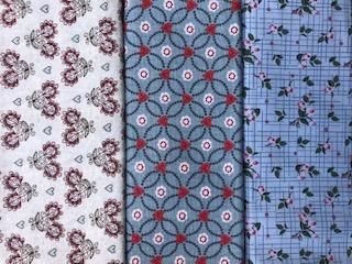 Kit Amarradinho 30x150cm - 624  - Tecidos Digitais