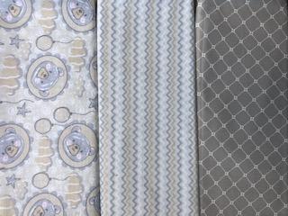 Kit Amarradinho 30x150cm - 626  - Tecidos Digitais