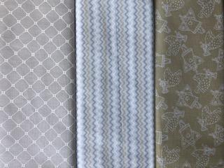 Kit Amarradinho 30x150cm - 631  - Tecidos Digitais