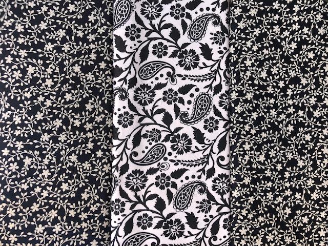Kit Amarradinho 30x150cm - 647  - Tecidos Digitais