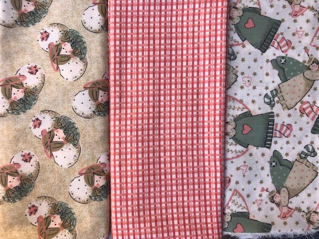 Kit Amarradinho 30x150cm - 657  - Tecidos Digitais