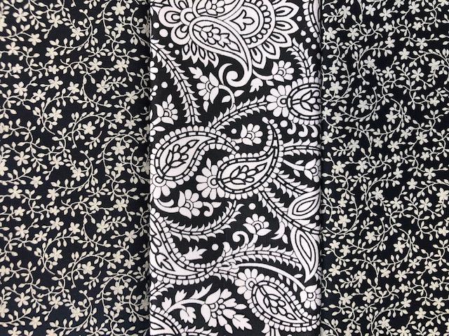 Kit Amarradinho 30x150cm - 676  - Tecidos Digitais