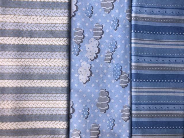 Kit Amarradinho 30x150cm - 697  - Tecidos Digitais