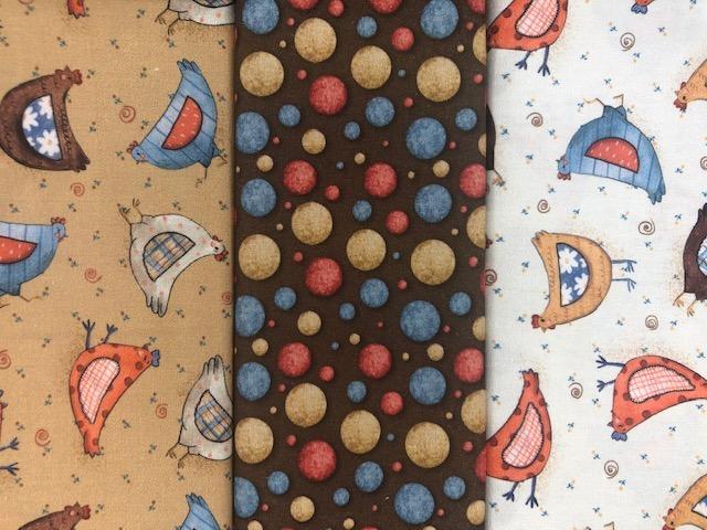 Kit Amarradinho 30x150cm - 773 D  - Tecidos Digitais