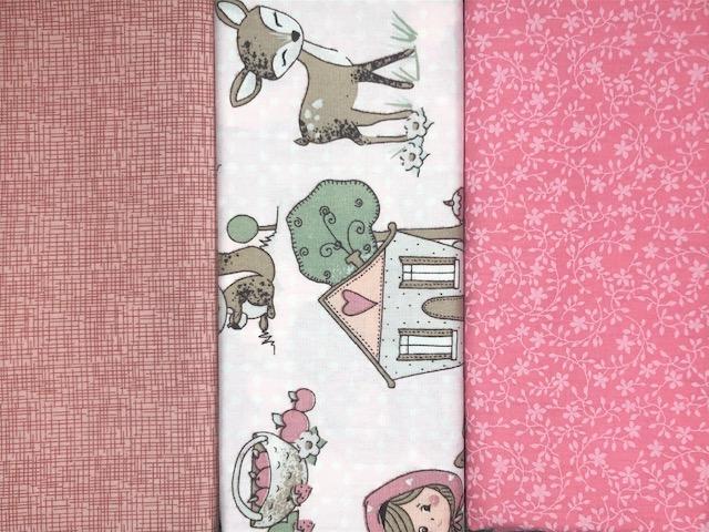 Kit Amarradinho 30x150cm - 823  - Tecidos Digitais