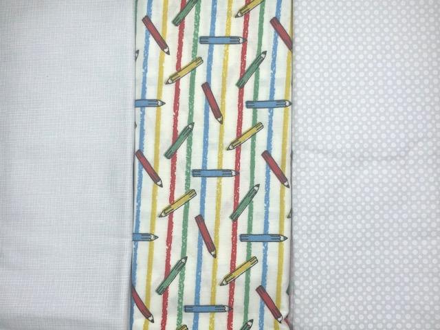 Kit Amarradinho 30x150cm - 885  - Tecidos Digitais