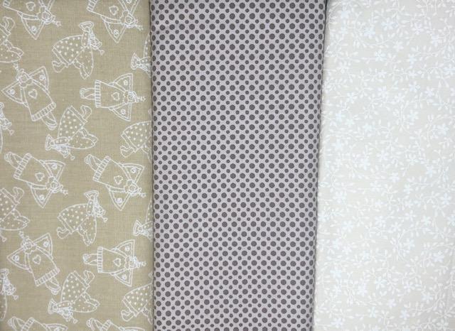Kit Amarradinho 30x150cm - 936  - Tecidos Digitais