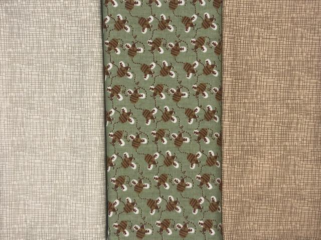 Kit Amarradinho 30x150cm - 947  - Tecidos Digitais