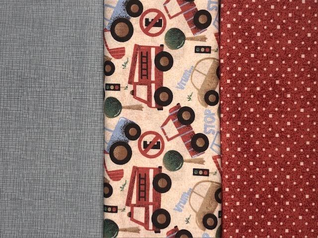 Kit Amarradinho 30x150cm - 956  - Tecidos Digitais