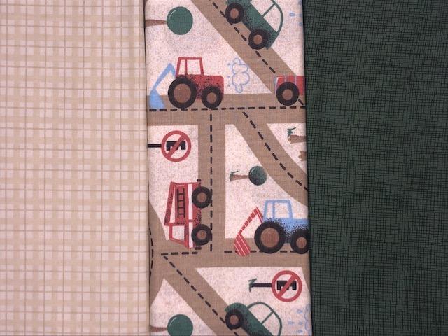 Kit Amarradinho 30x150cm - 959  - Tecidos Digitais