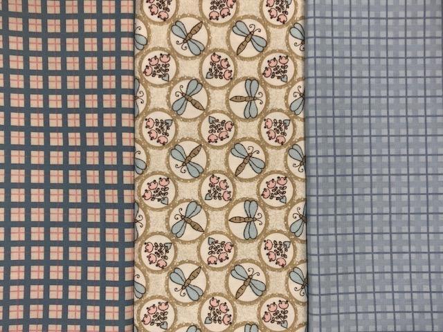 Kit Amarradinho 30x150cm - 971  - Tecidos Digitais