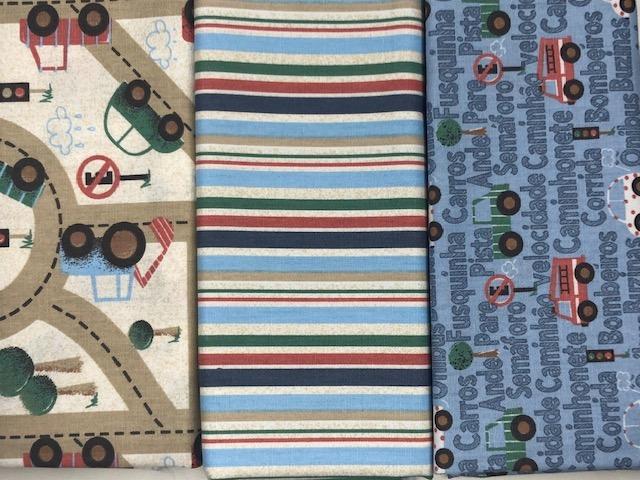 Kit Amarradinho 30x150cm - 994  - Tecidos Digitais