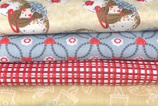 Kit Amarradinho Angels 9 - 50cm x 150cm  - Tecidos Digitais