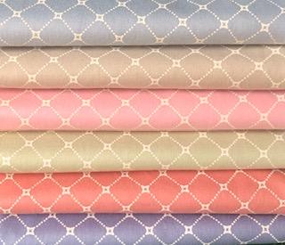 Kit Amarradinho Basic Colors - 50cm x 150cm  - Tecidos Digitais