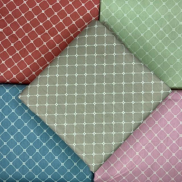 Kit Basic Colors - 50cm x 150cm  - Tecidos Digitais