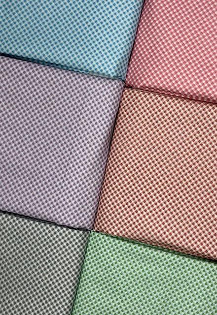 Kit Amarradinho Candy Colors - 50cm x 150cm  - Tecidos Digitais