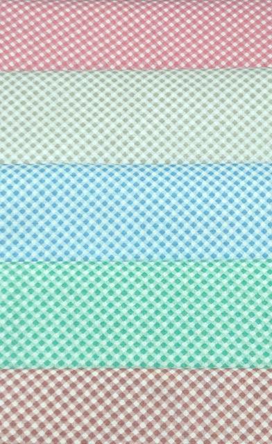 Kit Amarradinho Candy Colors - 50cm x 75cm  - Tecidos Digitais