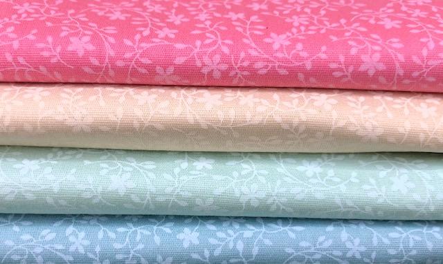 Kit Amarradinho Colorido - 50cm x 150cm  - Tecidos Digitais