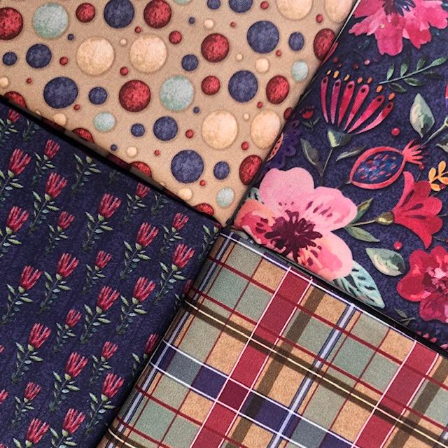 Kit Amarradinho Elegance 1 - 50cm x 150cm  - Tecidos Digitais
