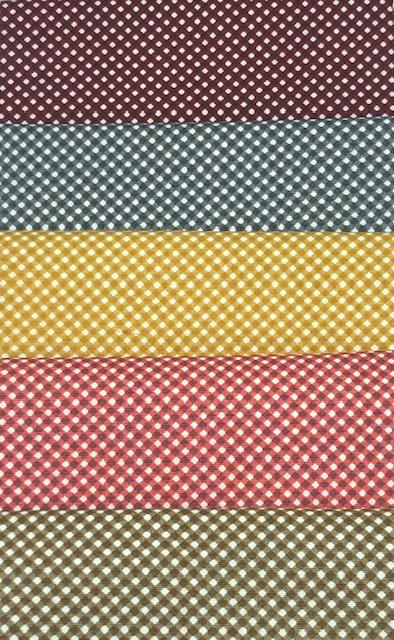 Kit Amarradinho Micro Xadrez - 50cm x 75cm  - Tecidos Digitais