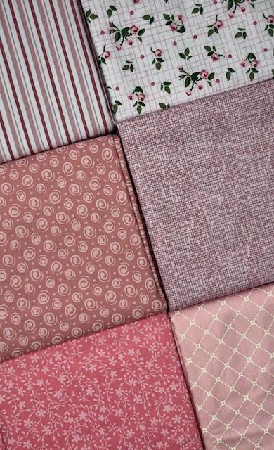 Kit Amarradinho Rosa - 50cm x 150cm  - Tecidos Digitais
