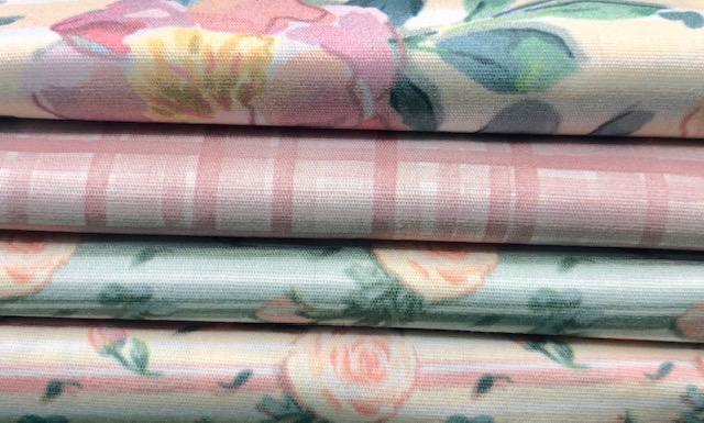 Kit Amarradinho Veneza - 50cm x 150cm  - Tecidos Digitais