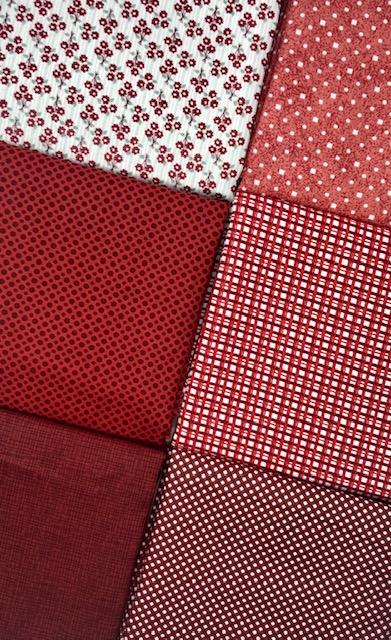 Kit Amarradinho Vermelho - 50cm x 150cm  - Tecidos Digitais