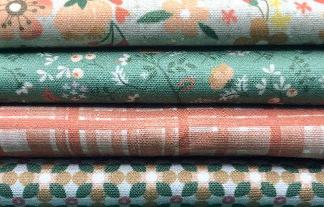Kit Amarradinho Viva la Vida Verde - 50cm x 150cm  - Tecidos Digitais