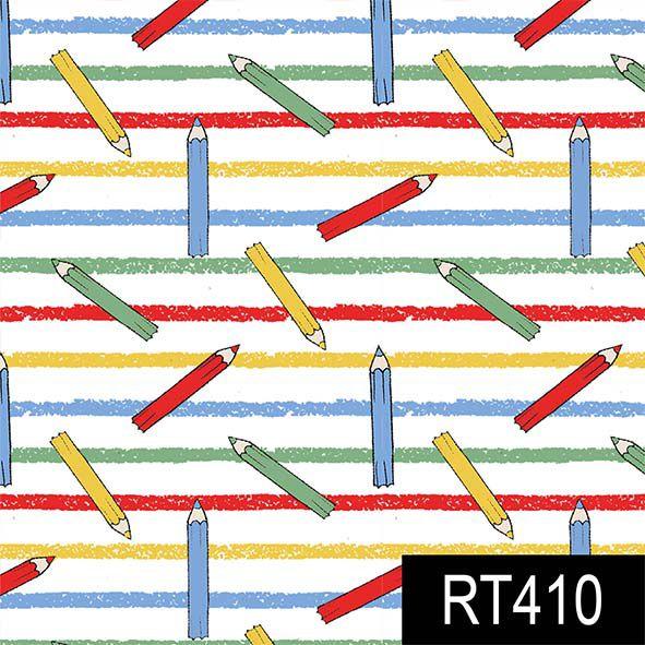 Lápis de Cor  - Tecidos Digitais