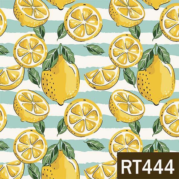 Limão Siciliano  - Tecidos Digitais