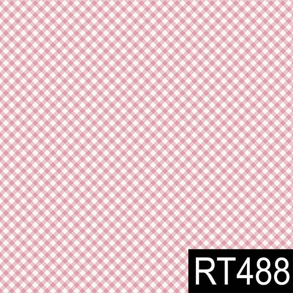 Micro Xadrez Rosa  - Tecidos Digitais