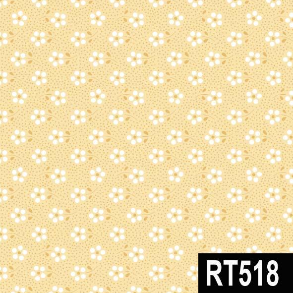 Mini Primavera Amarelinho  - Tecidos Digitais