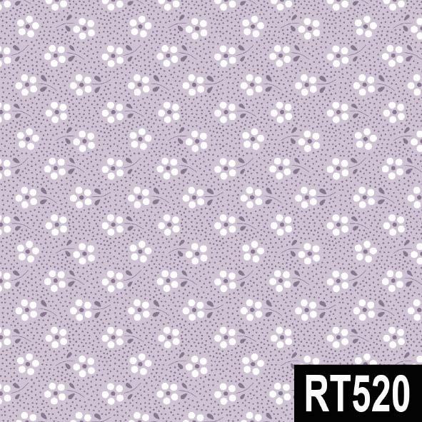 Mini Primavera Lilás  - Tecidos Digitais