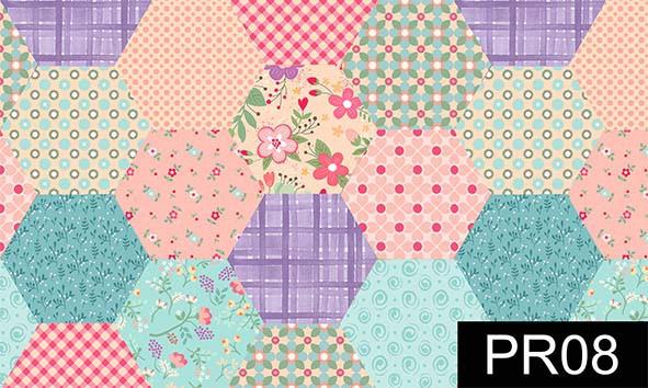 Patch Happy  - Tecidos Digitais