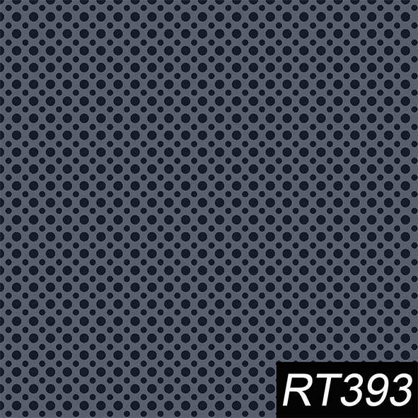 Poá Azul Marinho  - Tecidos Digitais