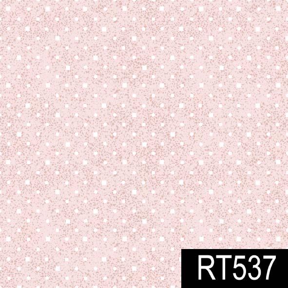 Poá e Quadradinhos Rosa  - Tecidos Digitais