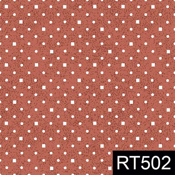 Poá e Quadradinhos Vermelho  - Tecidos Digitais