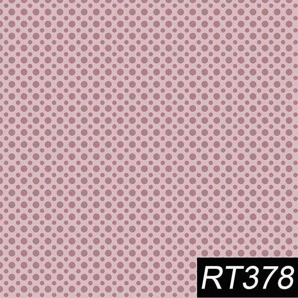 Poá Rosa  - Tecidos Digitais