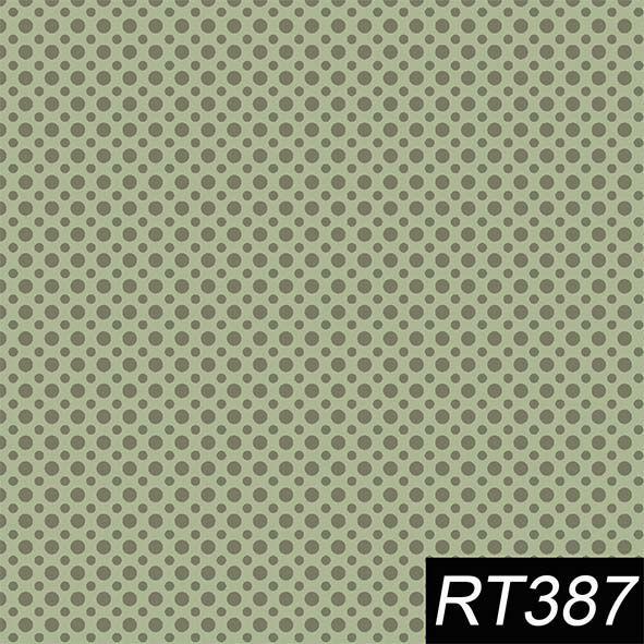 Poá Verde  - Tecidos Digitais